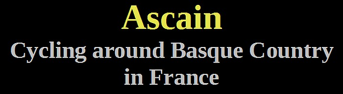 06-Ascain cycling basque country