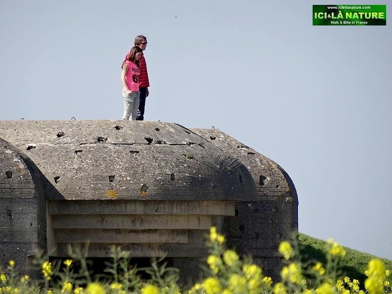 07-normandy atlantic wall bunker