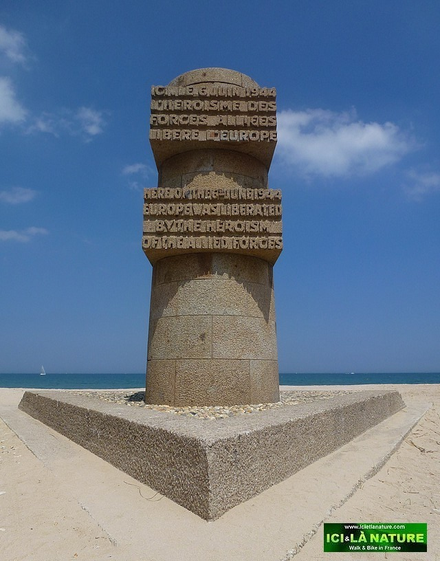 10-juno beach monument allied