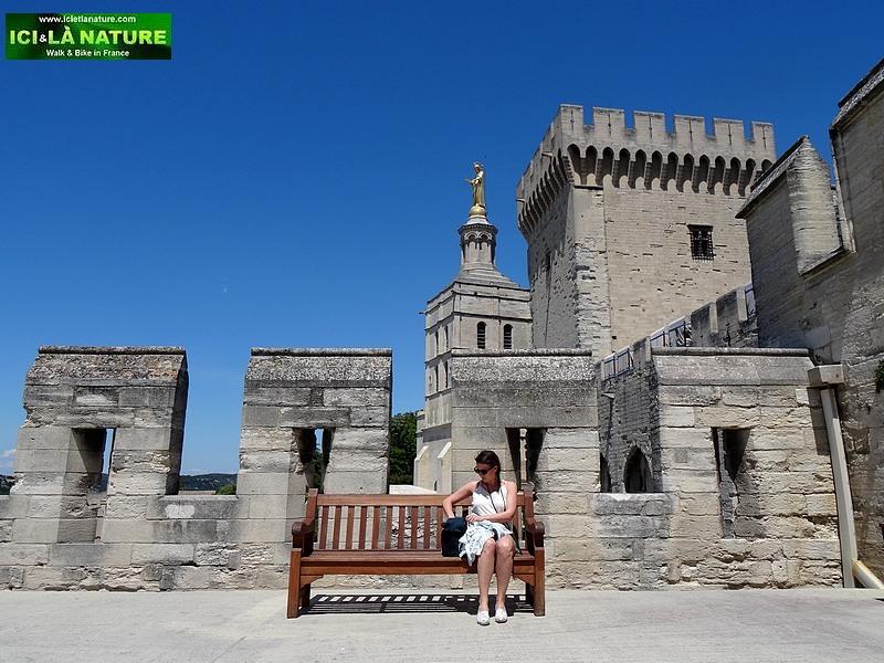 11-avignon historic monument popes palace