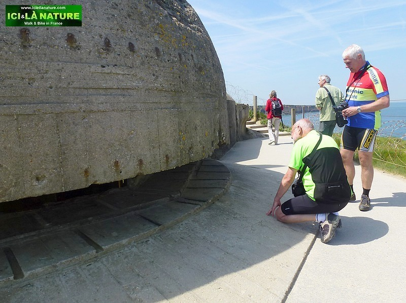 11-german gun casemate atlantic wall normandy