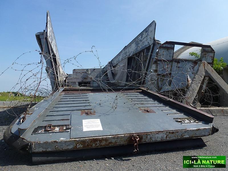 11-landing craft omaha beach vierville