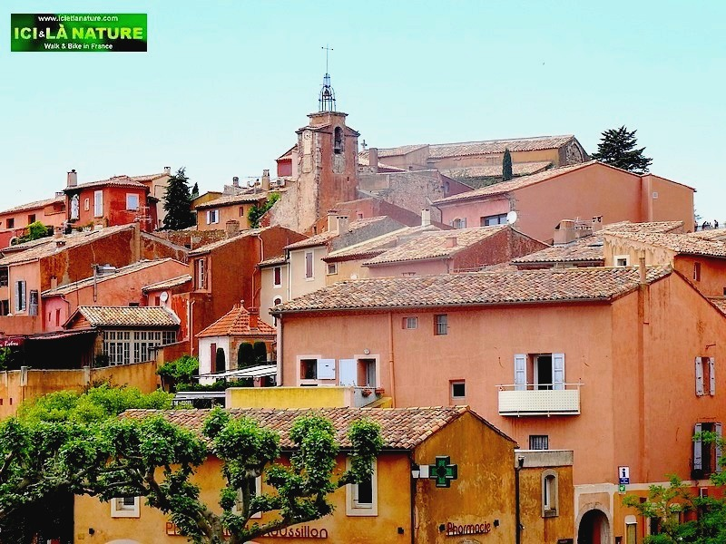 12-village beautiful provence roussillon