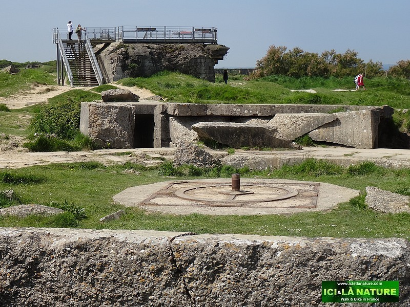 13-atlantic wall pointe du hoc