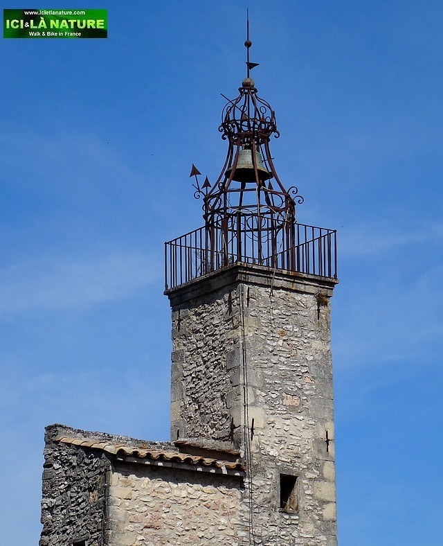 13-medieval bell tower provence