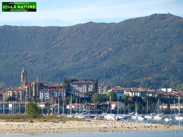 pictures of spain hondarribia