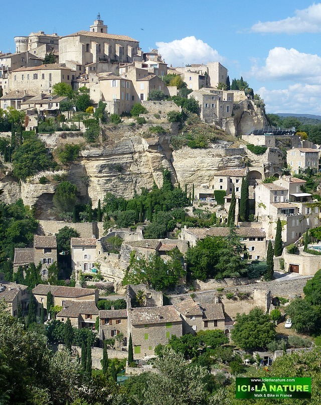 17-perched villages provence luberon gordes