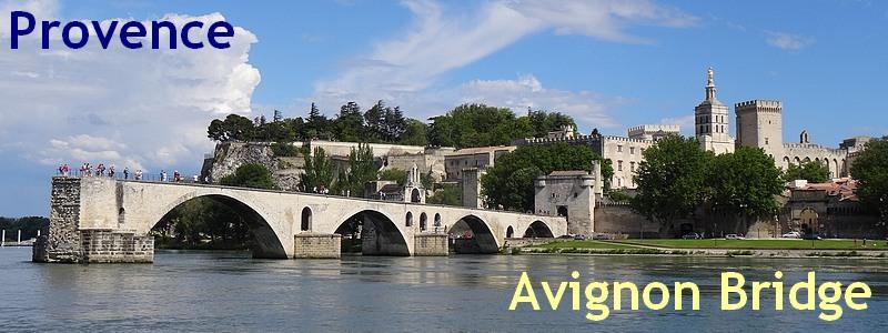 17-provence Avignon bridge