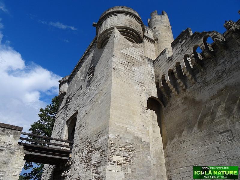 24-old castle provence avignon