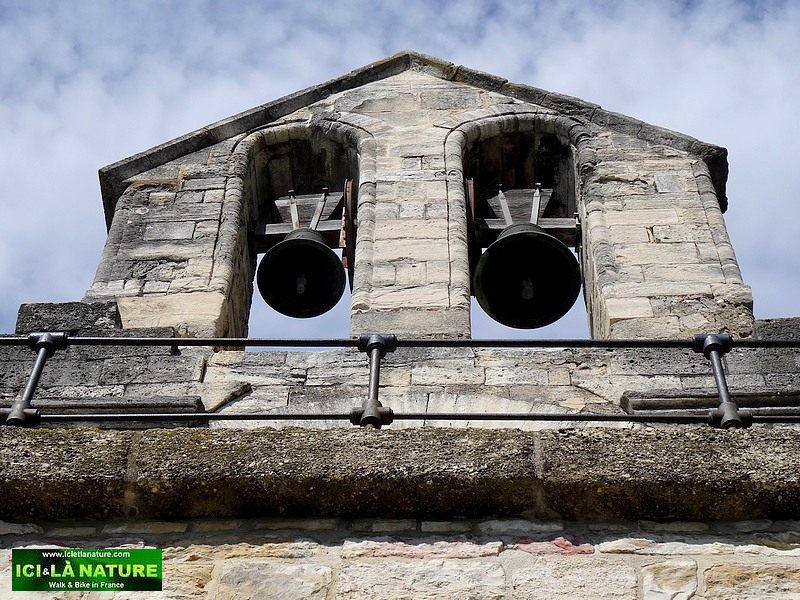 29-provence pont d' avignon bell tower