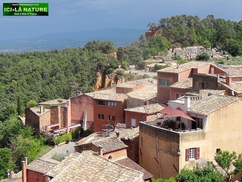 34-provence landscape luberon