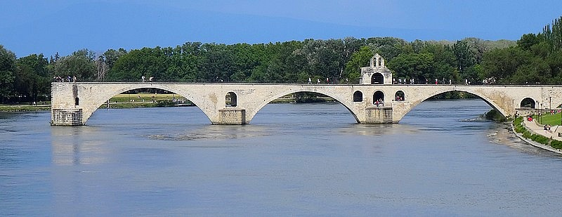 38-provence avignon bridge
