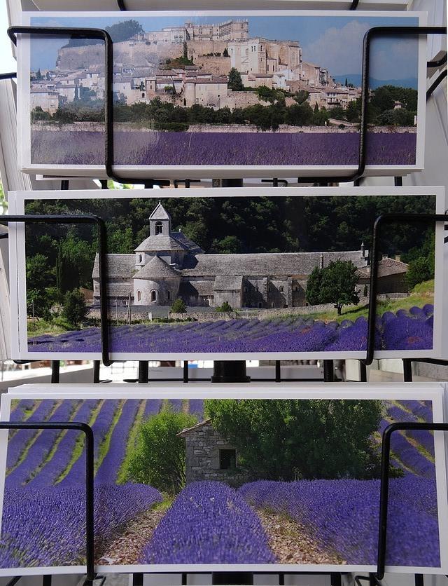 42-postcards provence