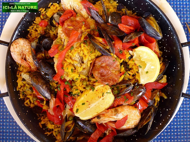 46-basque country paella spain
