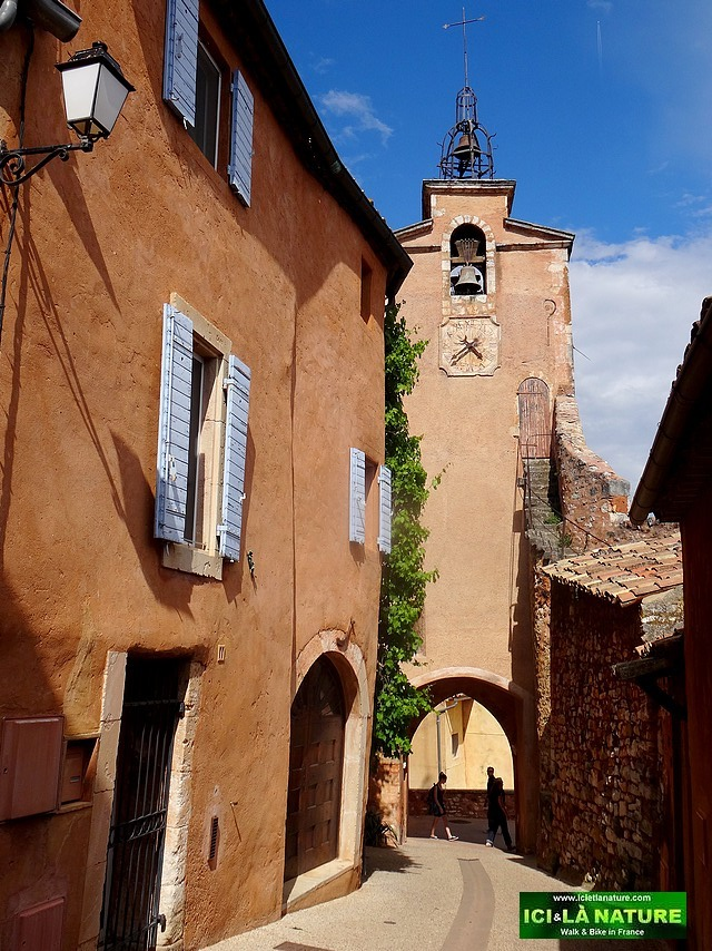 46-bell tower provence roussillon