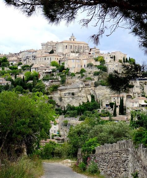 58-most beautiful hilltop village provence gordes