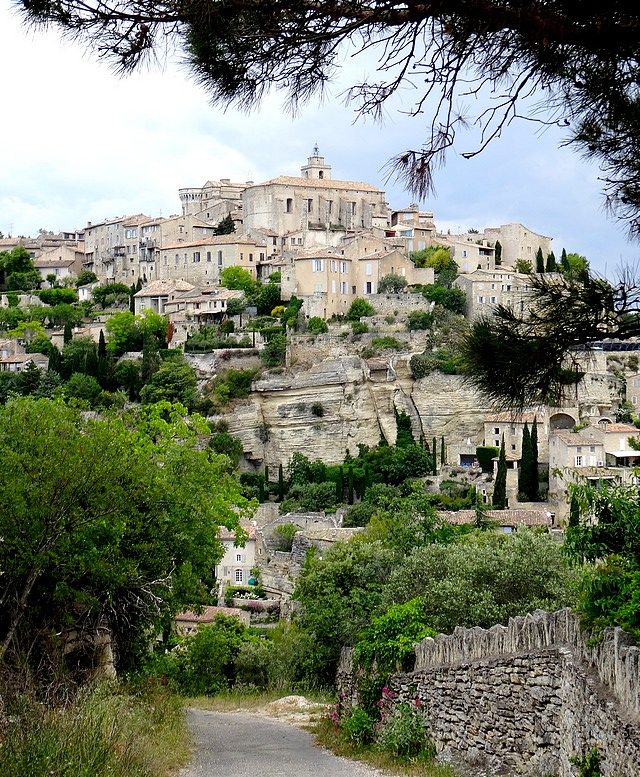 58-most beautiful hilltop village provence gordes