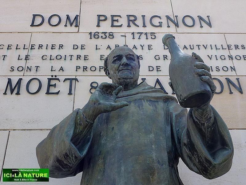 70-monk dom perignon champagne
