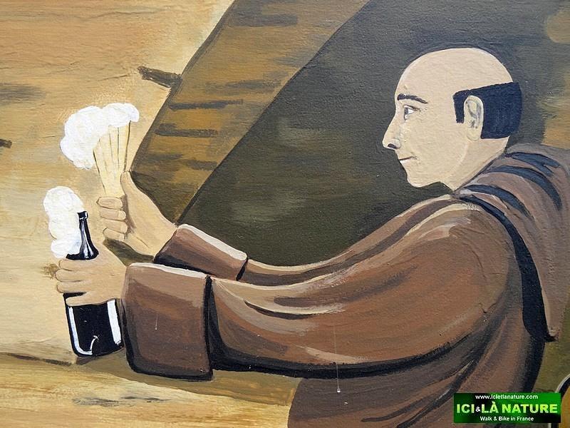 71-monk dom perignon