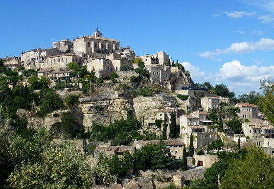 gordes most beautiful village provence