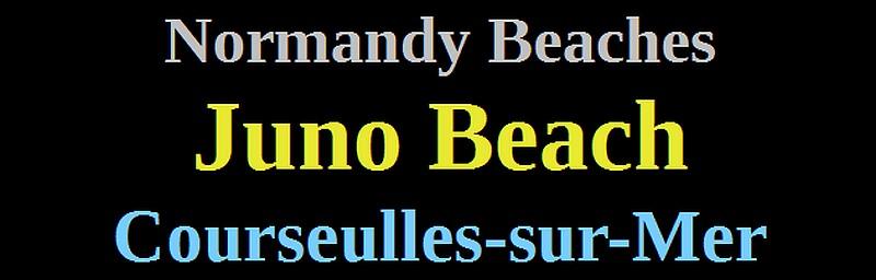 juno beach normandy landing beaches