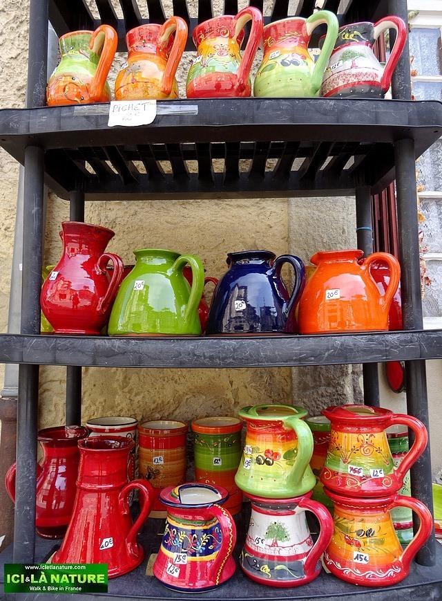 poteries provence vaison la romaine
