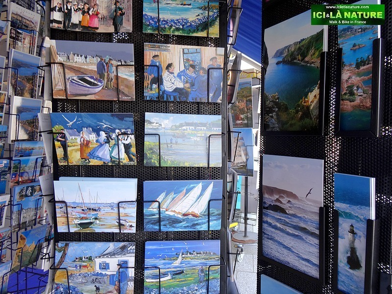 21-photos cartes postales bretagne