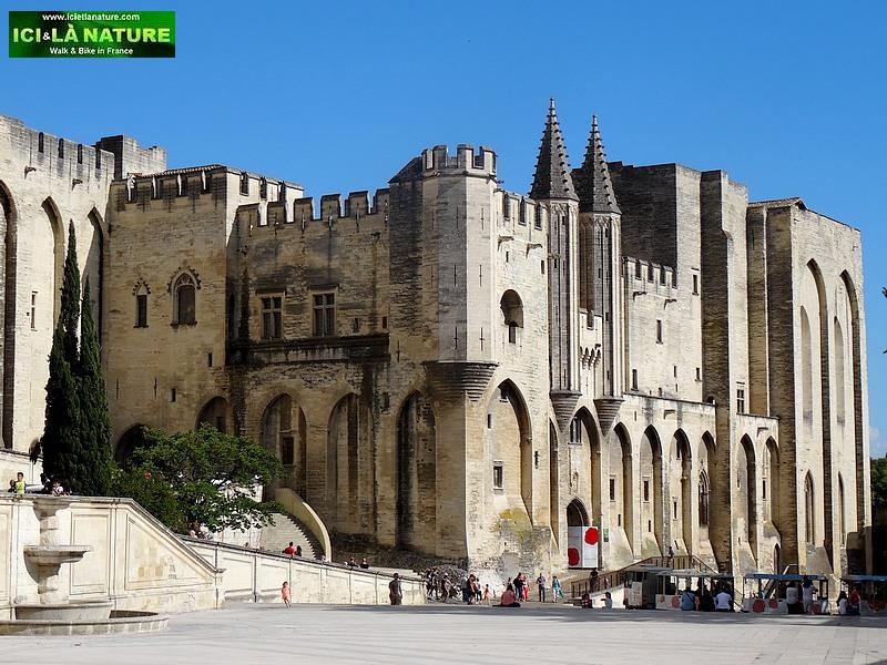 60-gothic castles france avignon
