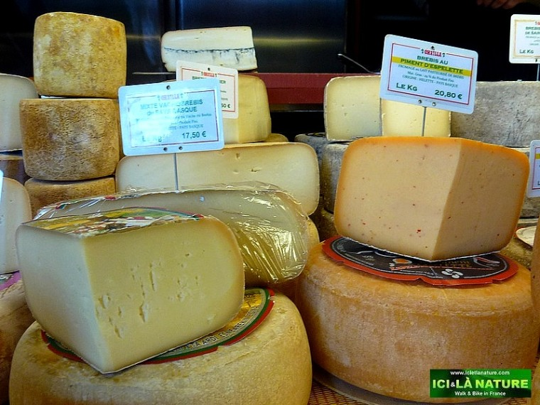 68-french cheese basque country