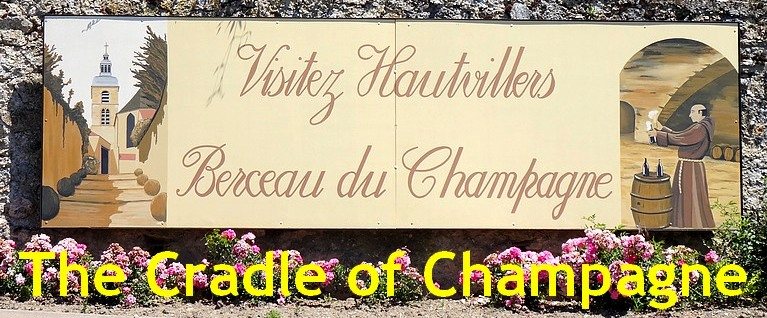 cradle of champagne