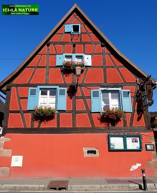 03-alsace traditionnal villages