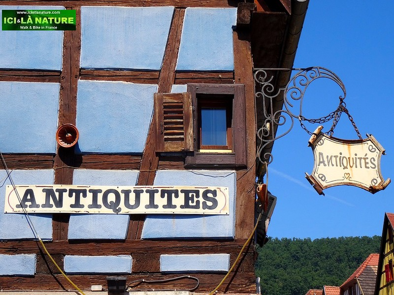 holidays, tours and trails in France