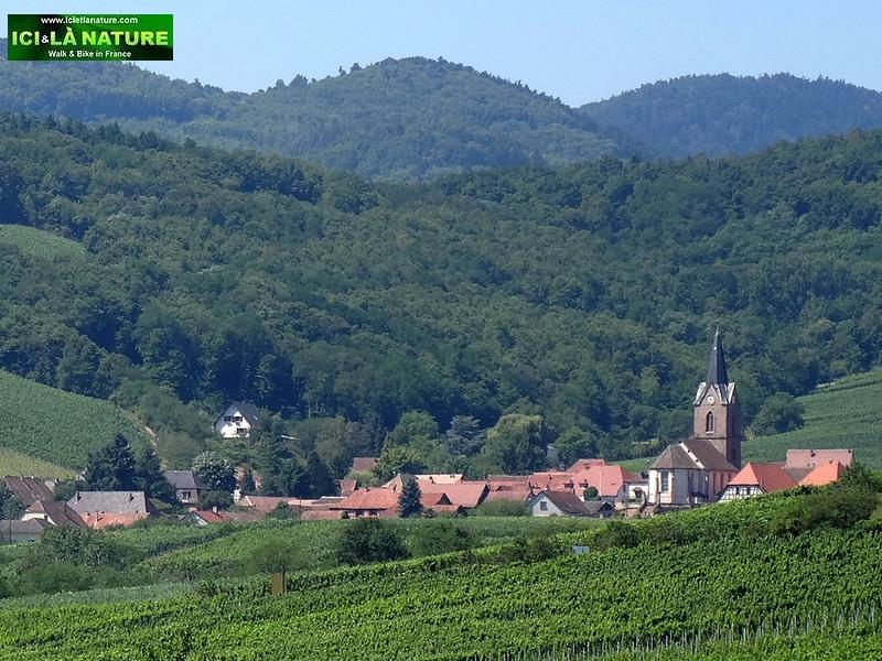 19-village traditionnel alsace france