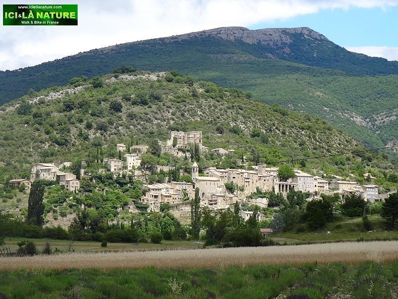 36-montbrun les bains vaucluse provence
