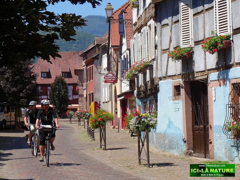 holidays , tours , trips and trails in France