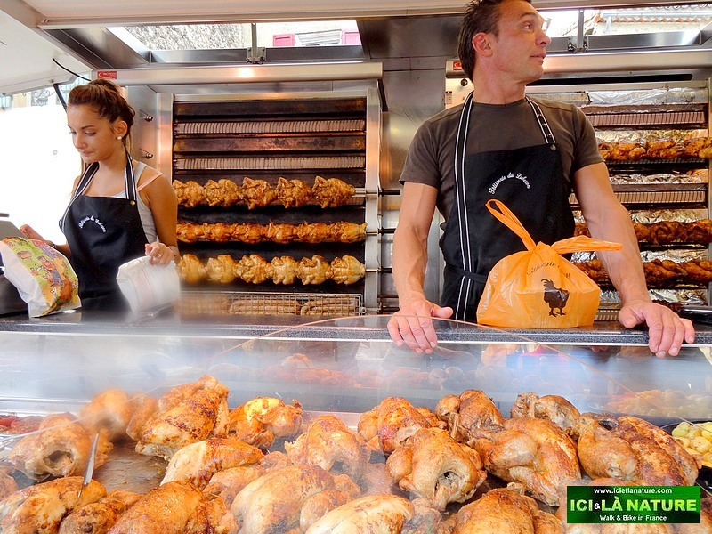 18-market in provence travel