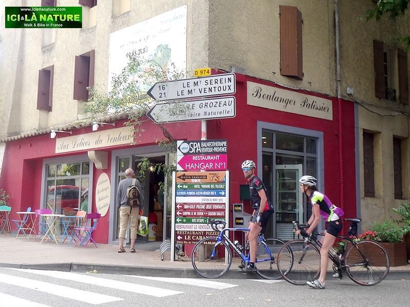 56-mont ventoux cycling trip