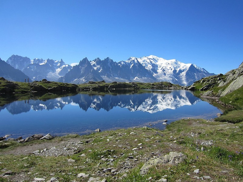 France - Alps - Tour du Mont Blanc Circuit - Self-guided