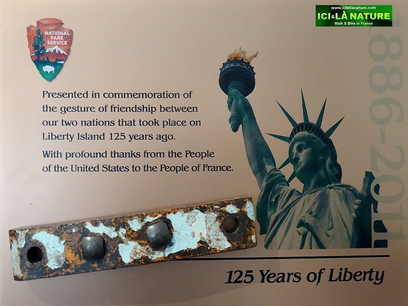 62-statue of liberty 125 years of liberty batholdi