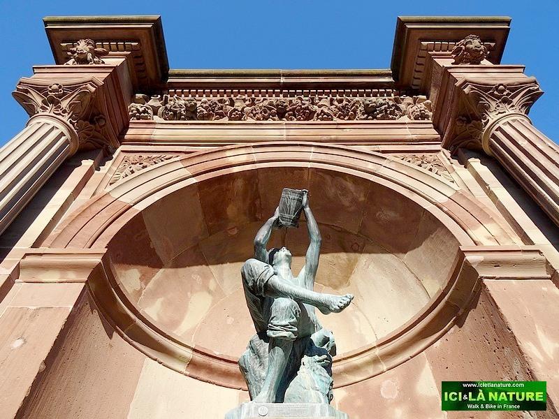 78-statue bartholdi colmar