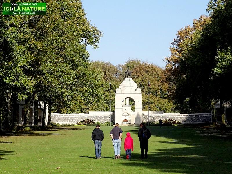 16-South African memorial france first world war