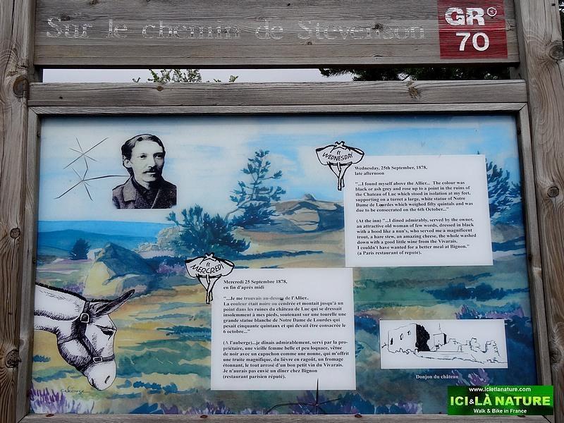 26- GR 70 -on stevenson footsteps