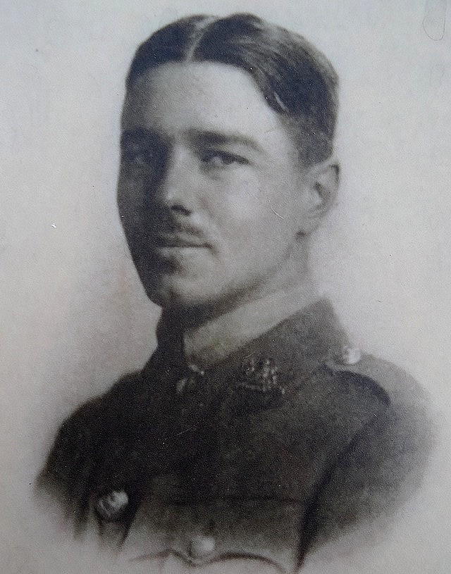 38-wilfred owen death 1918