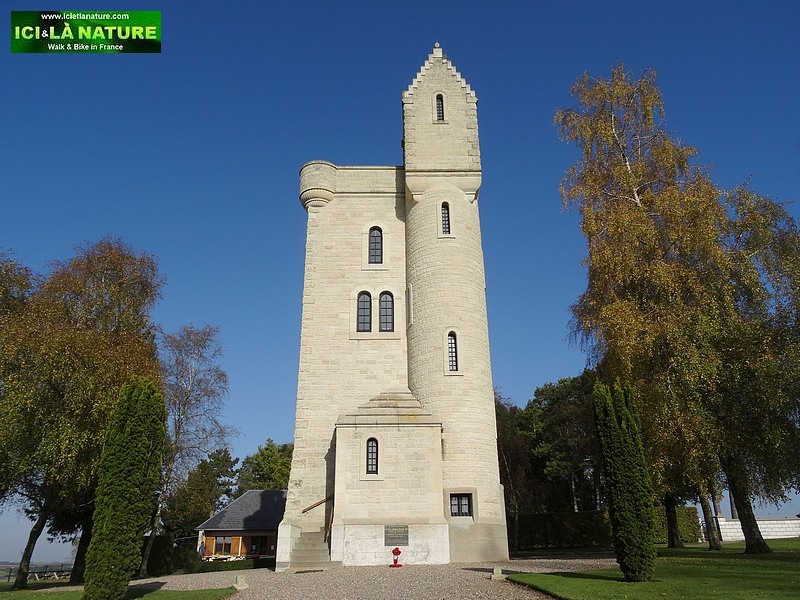 40-The ulster tower irish soldiers 1914-1918
