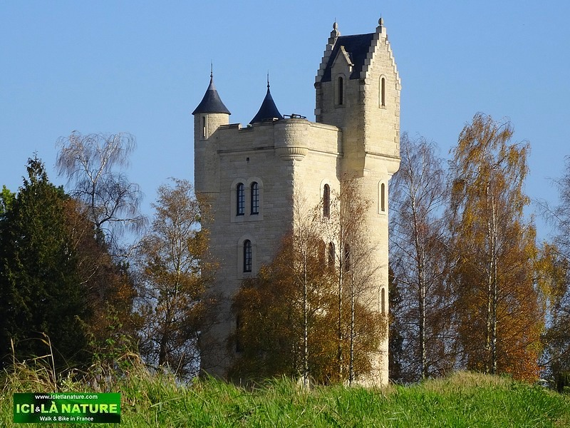 41-ulster tower france battle somme great war 1914-1918