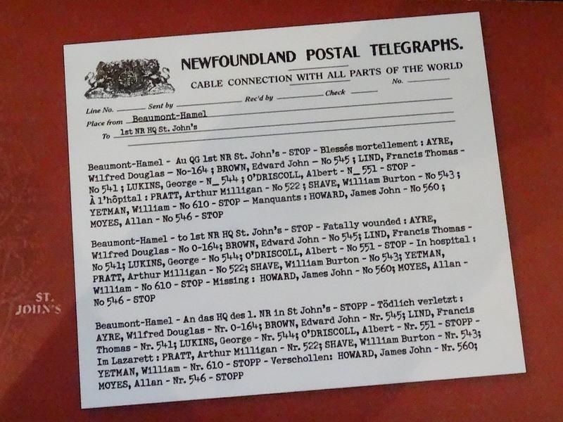 46-newfounland in war 1914-1918