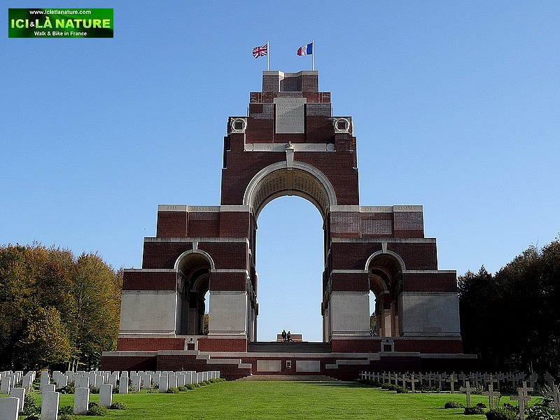 50-british memorial in france somme 1914-1918