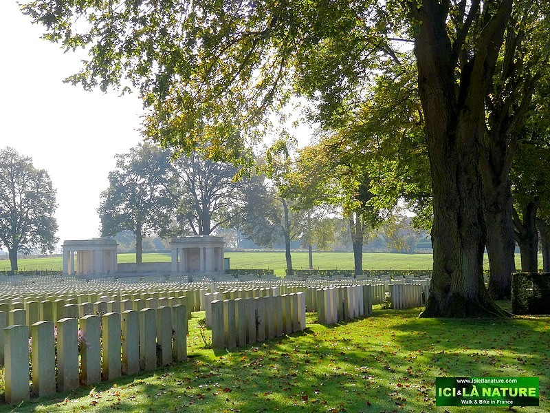 55-commonwealth cemeteries somme france 14-18