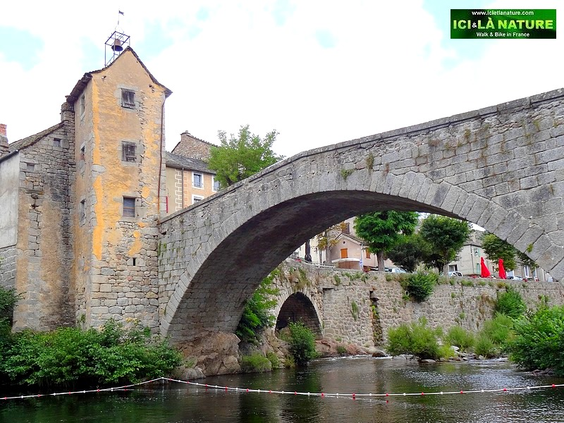55-roman old bridge france GR 70