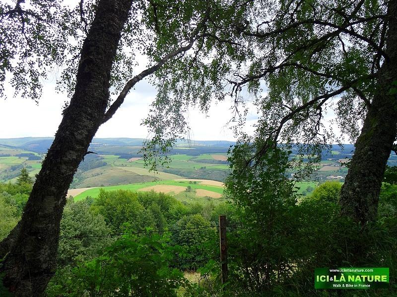 57-GR 70 hiking the stevenson trail france